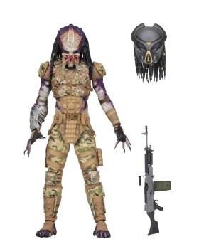 Predator 2018 Deluxe 7in Action Figure