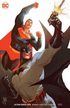 Action Comics #1003 Manapul Var Ed