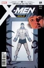 X-Men Gold #28 2nd Ptg Bandini Var