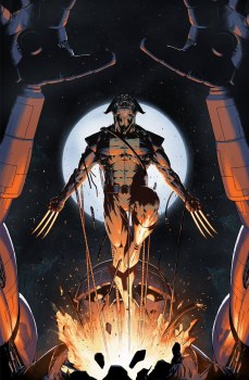 Return of Wolverine #1 (of 5) Christopher Var