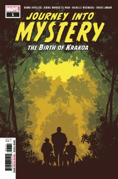 Journey Into Mystery Birth of Krakoa #1