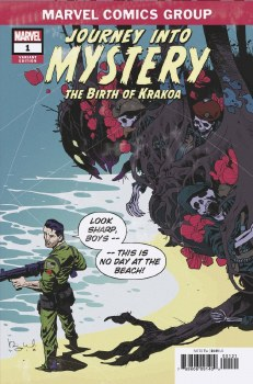 Journey Into Mystery Birth of Krakoa #1 Caldwell Var