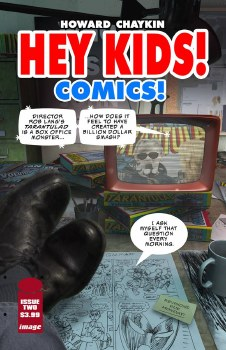 Hey Kids Comics #2 (Mr)