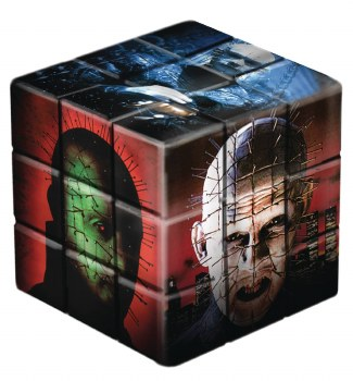 Hellraiser Iii Pinhead Puzzle Cube