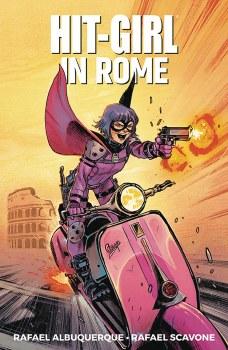 Hit-Girl TP VOL 03 Rome (Mr)