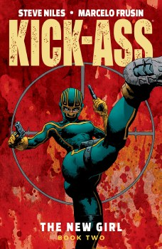 Kick-Ass New Girl TP VOL 02 (M