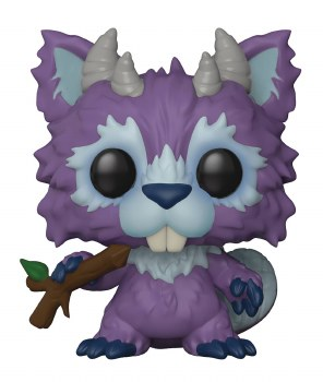 Pop Funko Monsters Angus Knuck