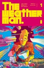 Weatherman #1 2nd Ptg (Mr)