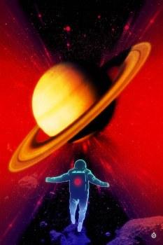 Last Space Race #1 Cvr B Doe
