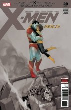 X-Men Gold #29 2nd Ptg Noto Var