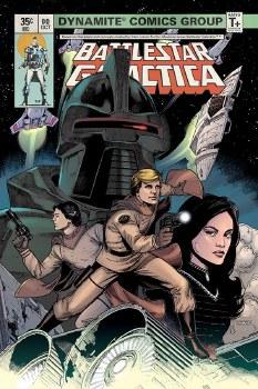 Battlestar Galactica Classic #0 Cvr A Chen
