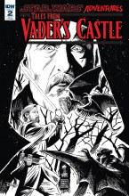 Star Wars Tales From Vaders Castle #2 (of 5) 1:10  Incentive Var Francavilla