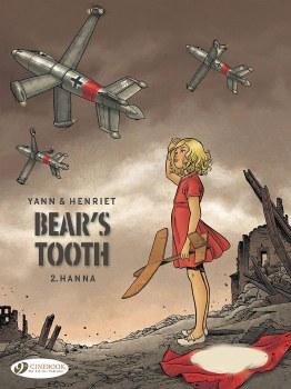 Bears Tooth GN VOL 02 Hanna
