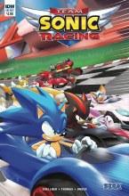 Team Sonic Racing (One-Shot)