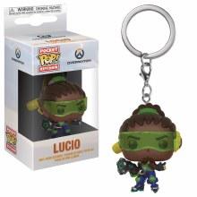 Pocket Pop Overwatch Lucio Keychain
