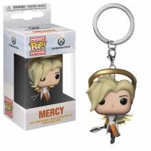 Pocket Pop Overwatch Mercy Keychain