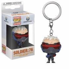Pocket Pop Overwatch Soldier 76 Keychain