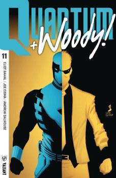 Quantum & Woody (2017) #11 Cvr B Ultra Foil Shaw
