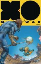 X-O Manowar (2017) #20 Cvr A Rocafort