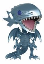 Pop Animation Yu-Gi-Oh S1 Blue-Eyes White Dragon Vinyl Figure