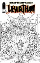 Leviathan #1 Cvr C Incentive Pitarra B&W Var (Mr)