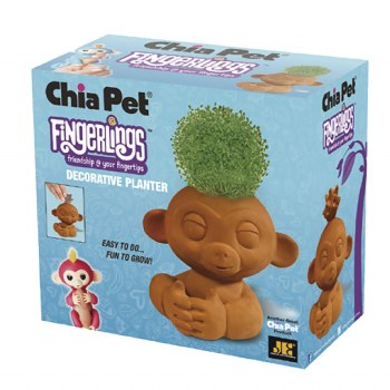 Chia Pet Fingerlings