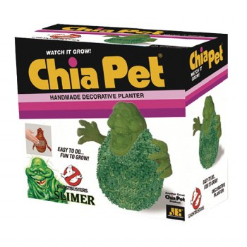 Chia Pet Ghostbusters Slimer (