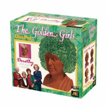 Chia Pet Golden Girls Dorothy