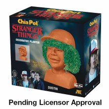 Chia Pet Stranger Things Dustin