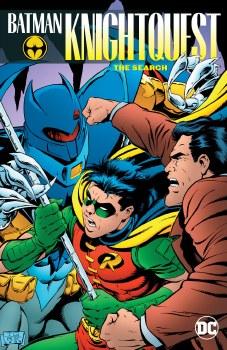 Batman Knightquest the Search TP