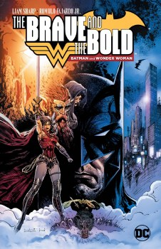 Brave and the Bold Batman and Wonder Woman HC
