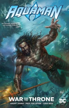 Aquaman War For the Throne TP New Ed