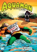 Aquaman the Search For Mera De