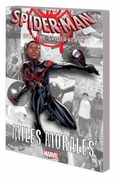 Spider-Man Spider-Verse GN TP Miles Morales