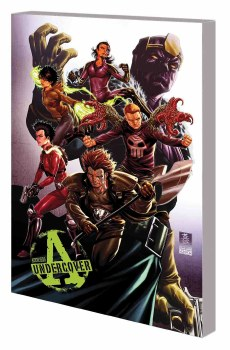 Avengers Undercover TP Complet