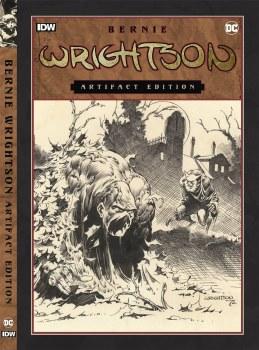 Bernie Wrightson Artifact Ed HC New Ptg