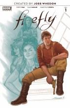 Firefly #1 Preorder Quinones Var