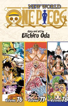 One Piece 3in1 TP VOL 26 (C: 1