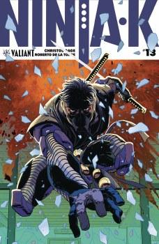 Ninja-K #13 Cvr A Kano