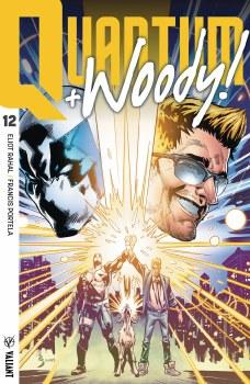 Quantum & Woody (2017) #12 Cvr