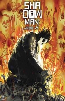 Shadowman (2018) #9 Cvr B Grant