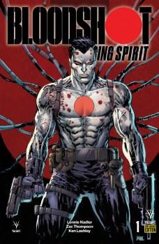 Bloodshot Rising Spirit #1 Cvr F Pre-Order Var