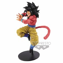 Dragon Ball Gt Son Goku X10 Kamehameha Fig