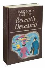 Beetlejuice Handbook For Recently Deceased HC Journal
