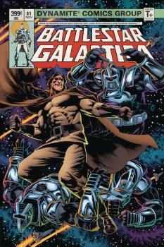 Battlestar Galactica Classic #1 Cvr A Jones