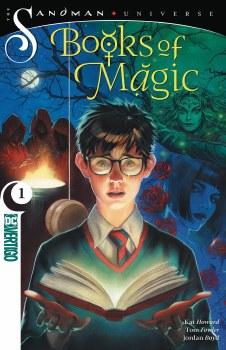 Books of Magic TP VOL 01 Moveable Type
