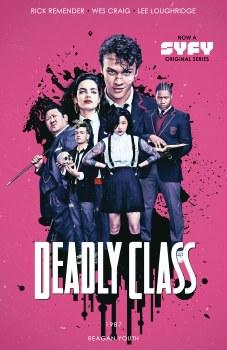 Deadly Class TP VOL 01 Media T