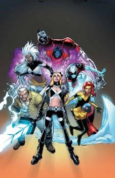 West Coast Avengers #4 Uncanny X-Men Var