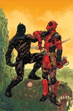 Black Panther Vs Deadpool #2 (of 5) Skroce Var