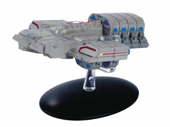 Star Trek Starships Figure Magazine #135 Dala Ship